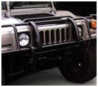Genuine Hummer Brush Guard